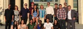 Business in Scandinavia MBA Group 2014, Chapman University