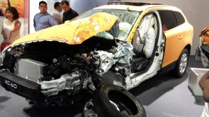 volvo xc crash test