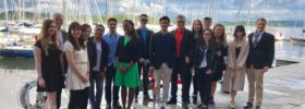 The end of the Scandinavia travel course